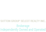 Sutton Select Realty - Logo